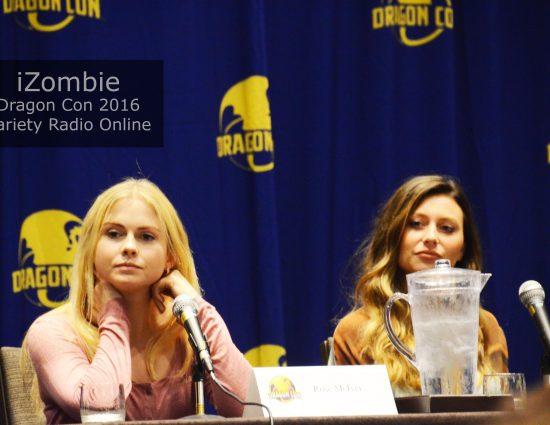 iZombie – Dragon Con 2016 Panel –  Review by thevro.com