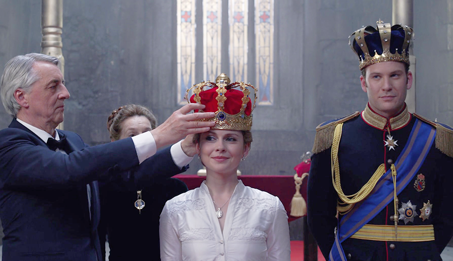 Movie] A Christmas Prince: The Royal Wedding – Screencaptures ...